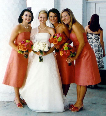 popular colors for fall bridesmaid dresses