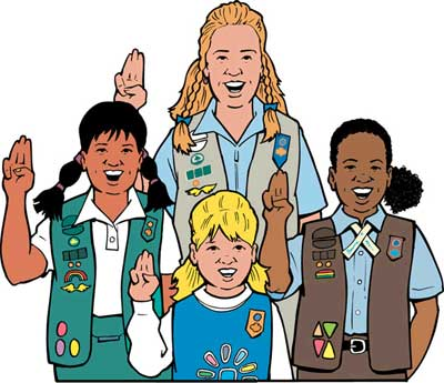 What Can Brides Learn From Girl Scouts?