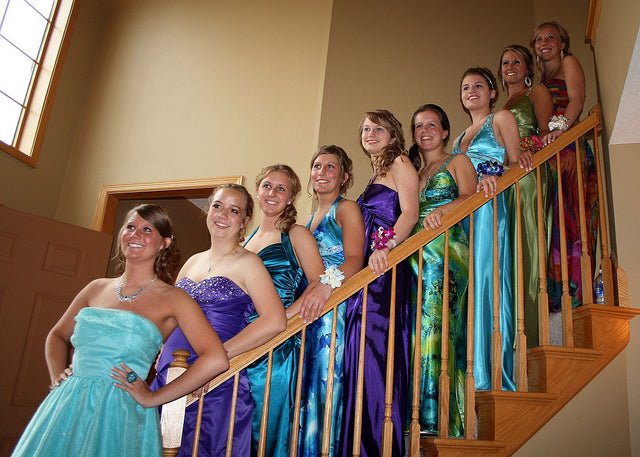 2012 prom dresses trends