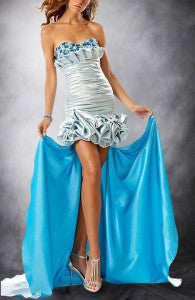 2014 prom dress trends | high low prom dresses