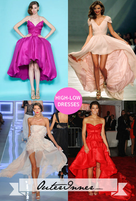 Hi-lo prom dresses at outerinner.com