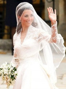 Duchess Kate | Lace wedding gowns