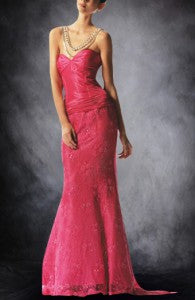 2014 prom dress trends | lace prom dresses