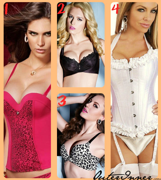 lingerie with free delivery
