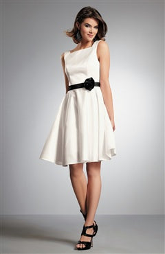 Square Neck and Back Cocktail Dress, Style Code: 08335, US$69.00