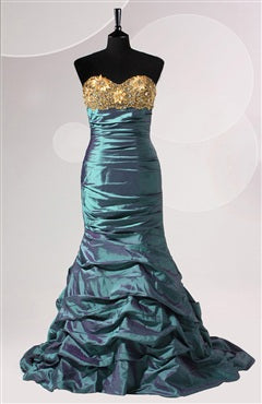 trumpet style prom dresses 06632