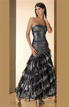 metallic 2012 prom dresses