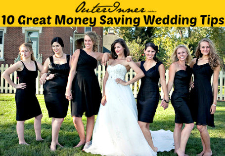 10 great money saving wedding tips