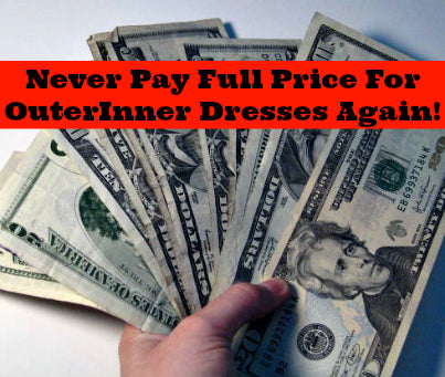 discount on outerinner dresses