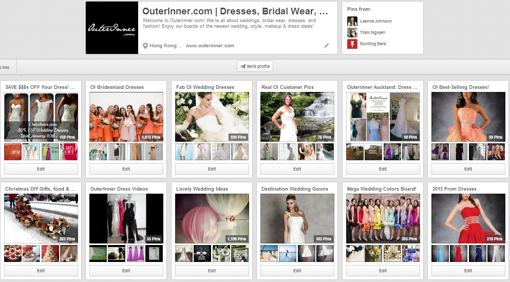 outerinner pinterest boards