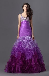 2014 prom dress trends | ombre prom dresses