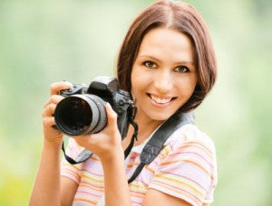 ask your friend to be photographer | money saving wedding tips