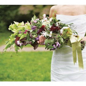 presentation wedding bouquets