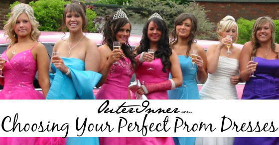 choosing your perfect prom dresses