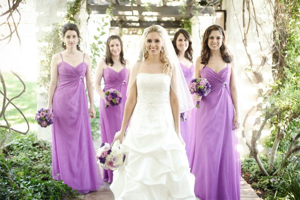 Top 10 Bridesmaid Dresses & Wedding Colors Of 2013