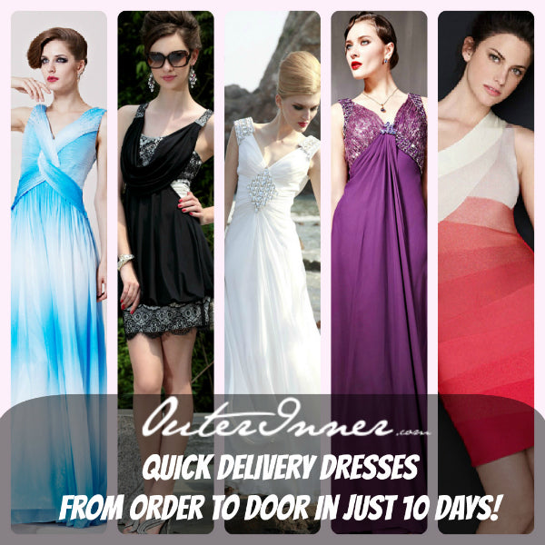 OuterInner.com Quick Delivery Dresses