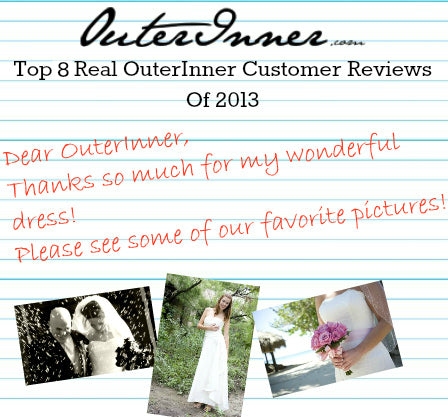 real outerinner customer reviews of 2013