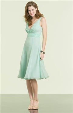 V-neck sleeveless Cocktail Dress, Style Code: 02497, US$74.00