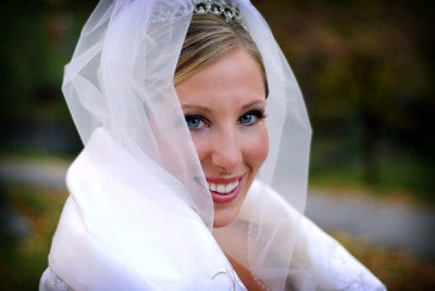 what makes a modest wedding dress?