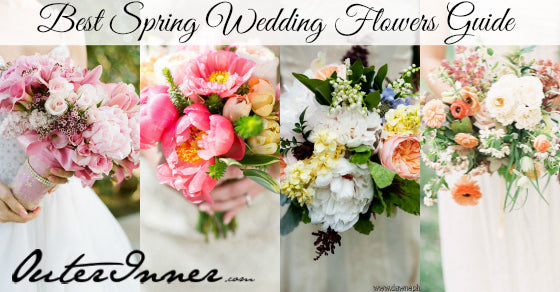 spring wedding flowers guide