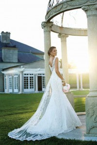 timeless lace wedding gowns