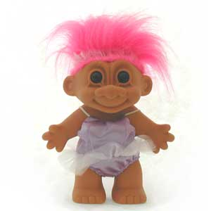 tiny troll toy