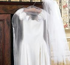 wedding dresses garment bag