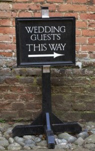 don't invite too many wedding guests | money saving wedding tips