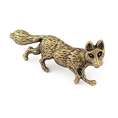 Fashion Alloy Retro Fox Double Rings Random Size