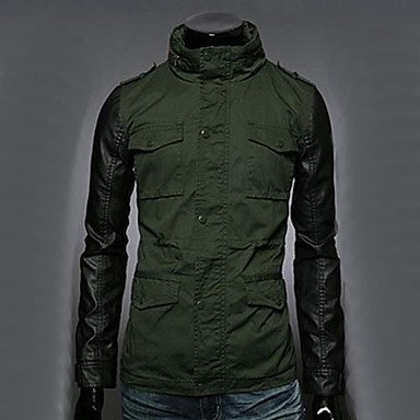 Men's Casual Fashion Slim Jacket