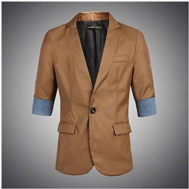 Men's Casual Fashion Slim Blazer