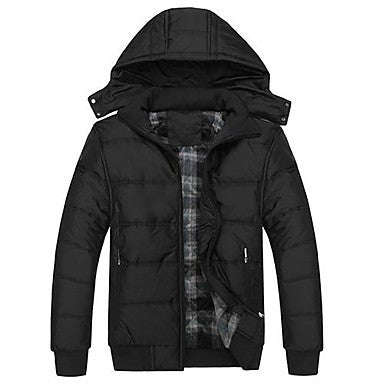 Men's Cotton-padded Clothes Thickening Men's Jacket