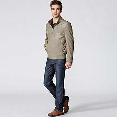 Men's Casual Jacket Outerwear