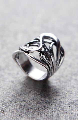 Personal Growth Comfort Luster Ring image1