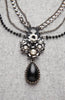 Lolita Prayer Bead Hybrid Choker Long Necklace image2