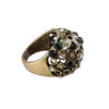 Eclectic Fitzgerald Day Night Meshed Gemstone Ring image3