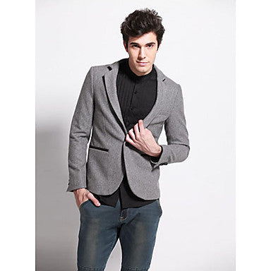 Men's Handsome Slim Causal Suit