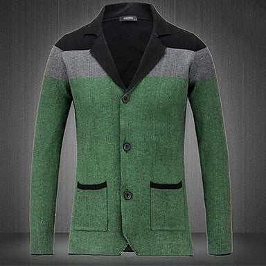 Men's Keep Warm Knitted Blazer