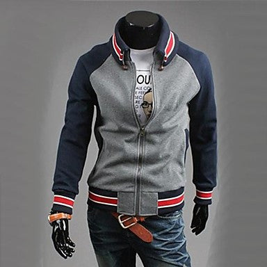 Men's Casual Fashion Sports Jacket