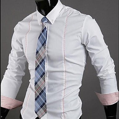 Men's Slim Fit Fashion Shirt