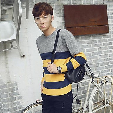 Men's Fashion Striped Sweater (More Colors)