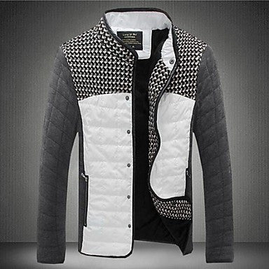 Men's Warm Cotton Padded Jacket