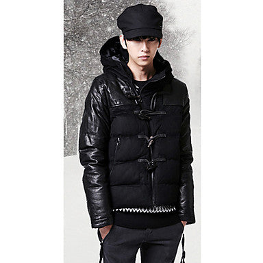 Men's Fashion Original Splicing Coat