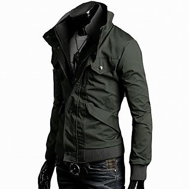 Men's Fashion Dynamic Casual Slim Jacket