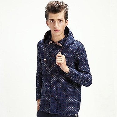 Men's Casual Fashion Long Sleeve Shirt