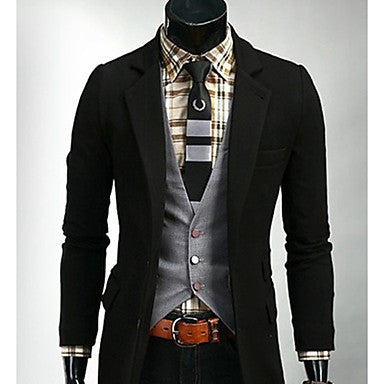 Men's Handsome Suit Coat