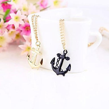 European and American Style Anchors Simple Bracelet