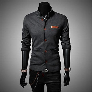 Men's Casual Fashion Sport Thick Sweater
