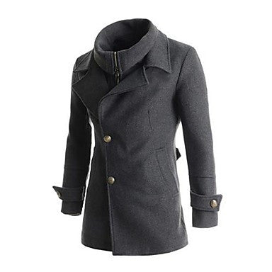 Men's Fashion Slim Coat