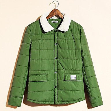 Men's Winter Section Thick Cotton Jacket